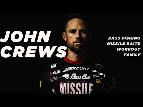 JOHN CREWS - Life Of A Pro Bass Angler