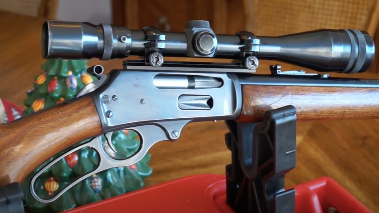 Caliber Corner #134, Everyone needs a lever gun.