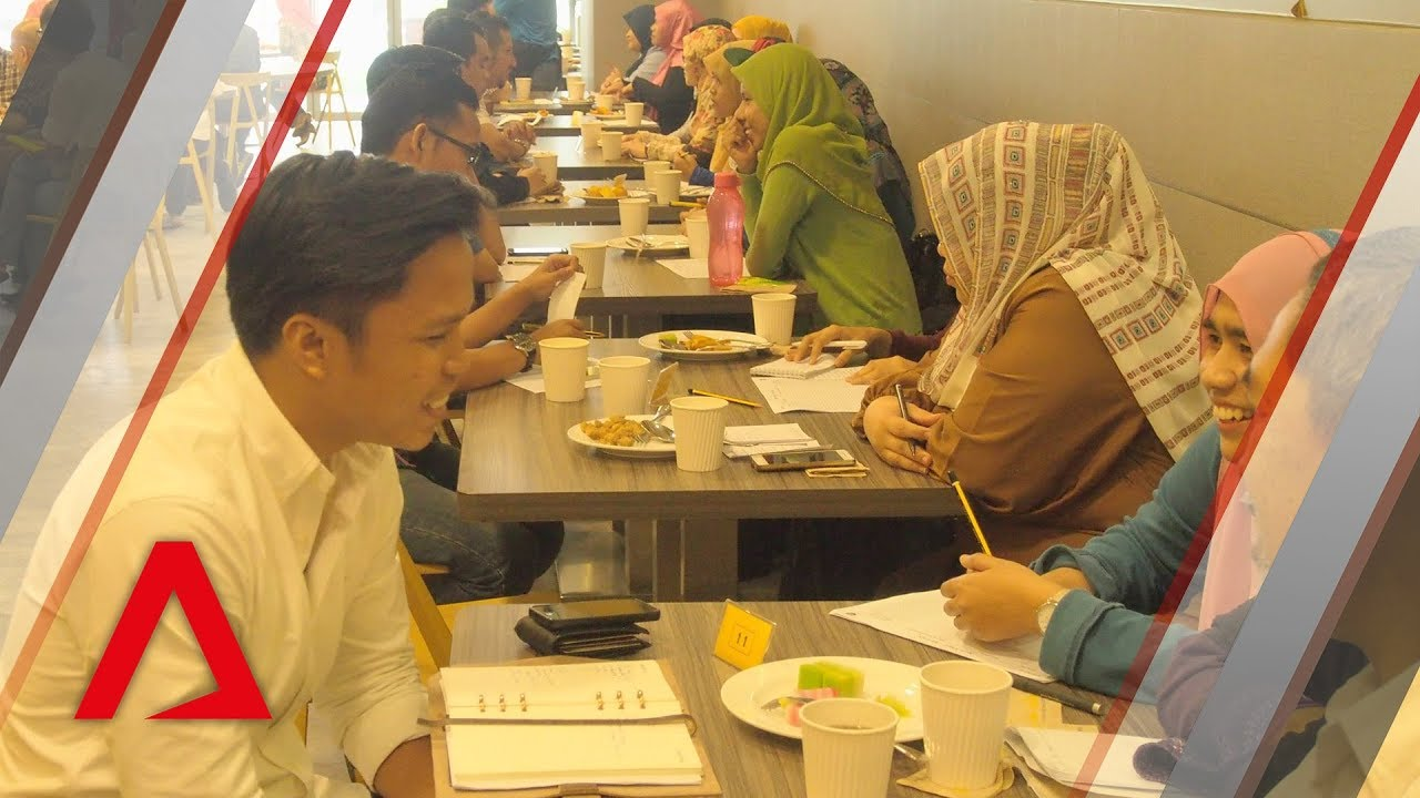 Halal speed dating malaysia review