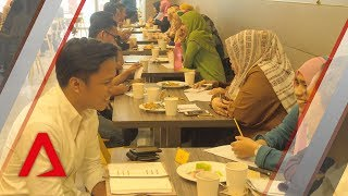 Halal speed dating in Malaysia