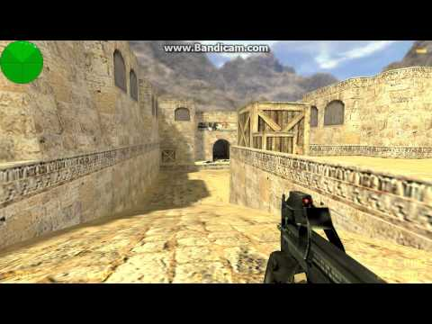 Counter Strike Warzone De_dust2