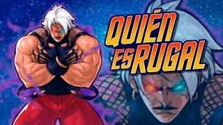 La historia de Rugal Bernstein (The King Of Fighters)