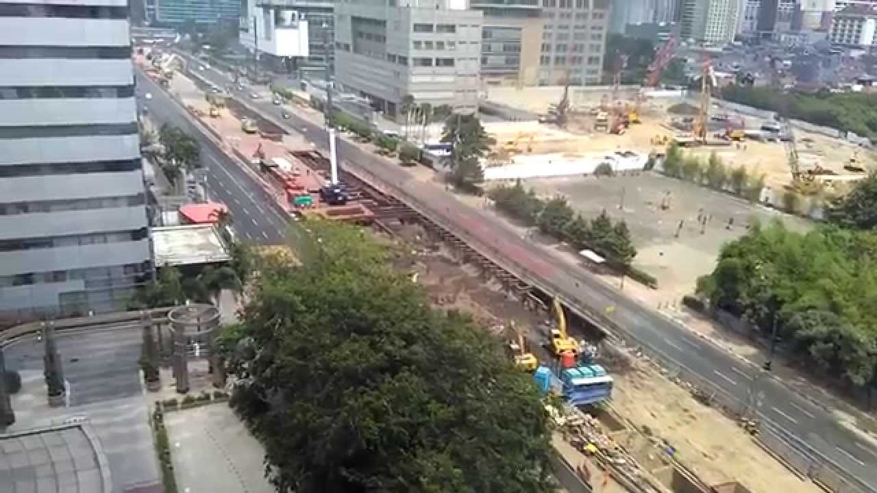 Mass Rapid Transport Mrt Project New Progress In Public