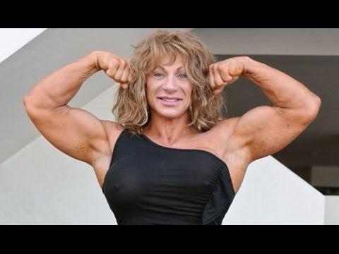 Muscle womens foto 75