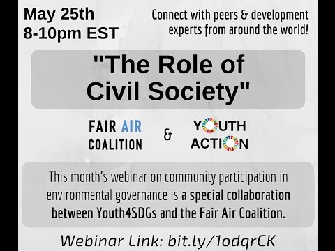 Global Health/Youth Forum: Role of Civil Society