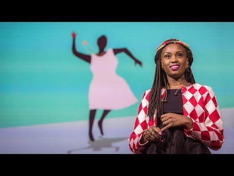 Fun, fierce and fantastical African art | Wanuri Kahiu