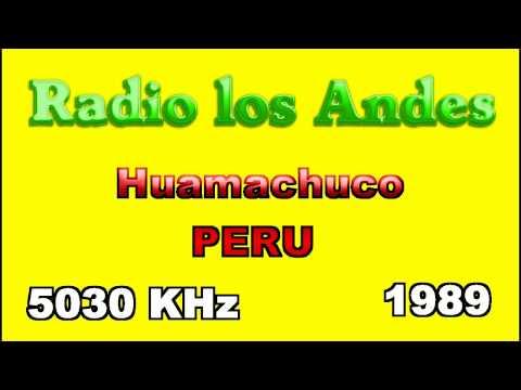 Radio Los Andes 5030 KHz Peru