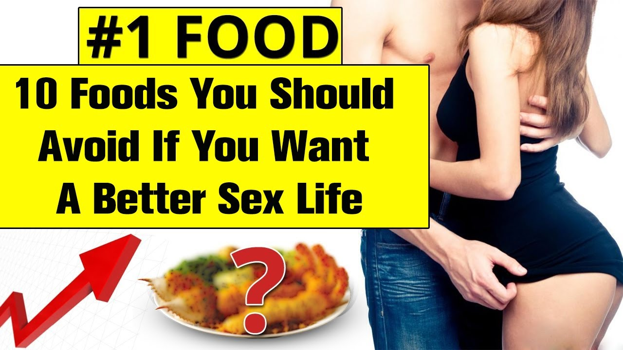 food for better sex