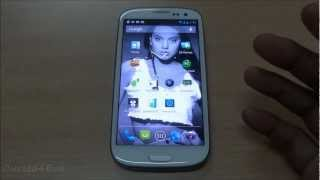 Galaxy S3: Super Nexus (Jellybean) ROM Review - Cursed4Eva