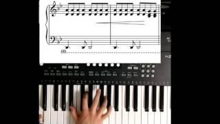Kaye Styles – Prison Break Anthem how to play (OST - Побег из тюрьмы) как играть