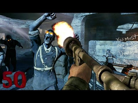 NACHT DER UNTOTEN: ROUND 50 SPEEDRUN - RECORD ATTEMPT! (Call of Duty: Zombies)