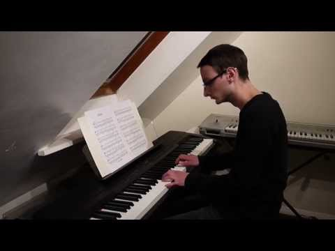 Ludovico Einaudi - Corale Solo (Piano Cover) (In a Time Lapse - 19.)