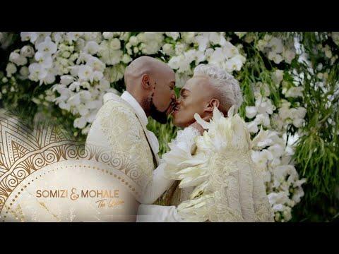 I do, I do – Somizi and Mohale: The Union | Mzansi Magic