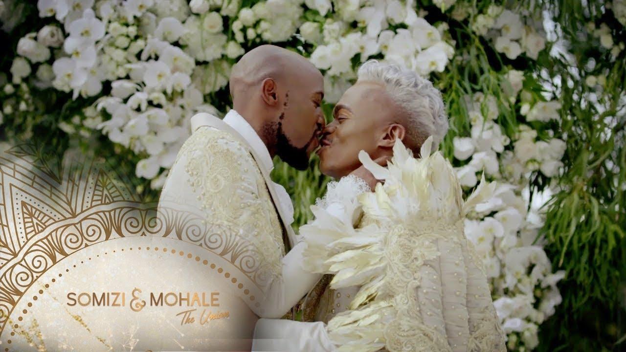 Download I do, I do – Somizi and Mohale: The Union   Mzansi Magic