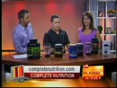 Complete Nutrition - Importance of Pre-workout & Post-workout Nutrition