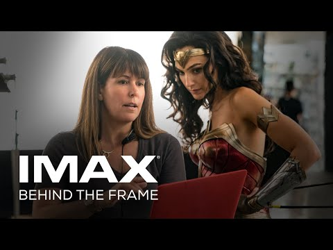 Wonder Woman 1984 | IMAX® Behind the Frame | Shot on IMAX Film