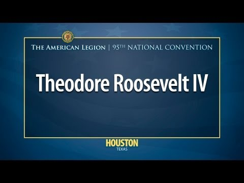 Theodore Roosevelt IV