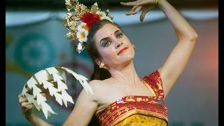 Tari Panyembrama for Balinese Dance Practice