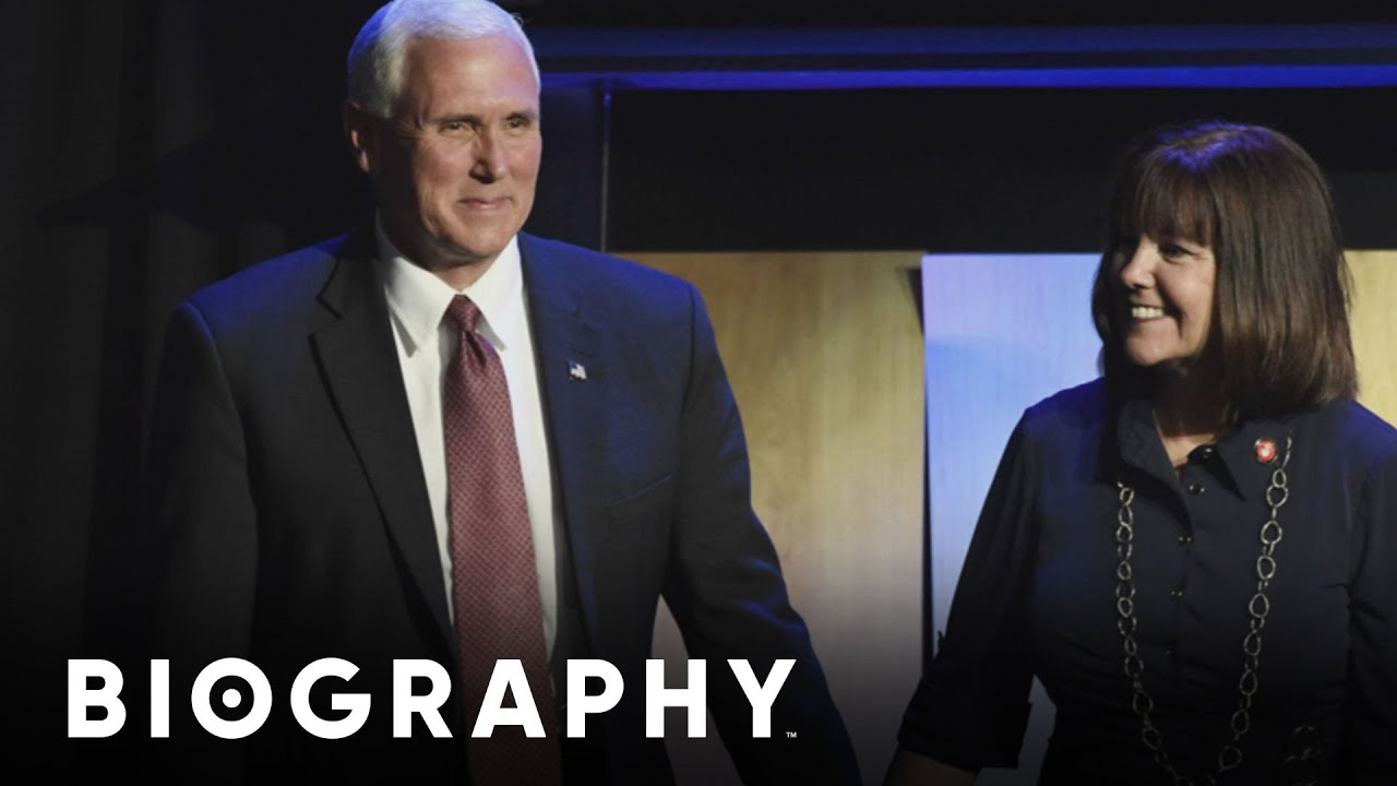 Mike Pence 48th Vice President Of The United States Biography Youtube
