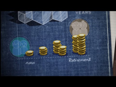 Zurich Life - How does a pension work?