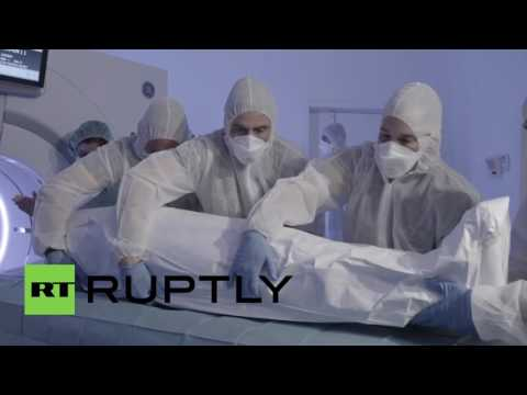 Spain: Ancient mummies give afterlife a break and go under MRI scan for science