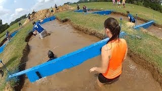 Savage Race Florida 2013 Mud Run with GoPro