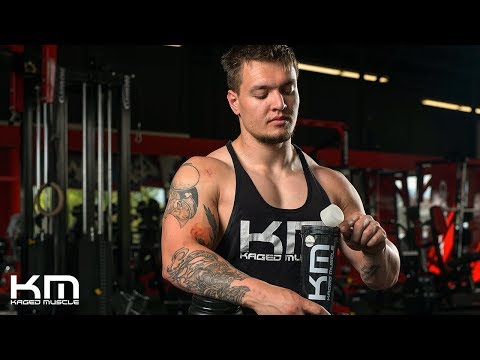 How I take My Kaged Muscle Supplements By Jesse Norris