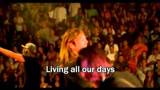 Break Free - Hillsong United Miami Live 2012 (Lyrics/Subtitles)