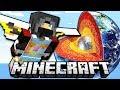Út a Föld Közepébe! 🌍 - Minecraft: Terra Swoop Force