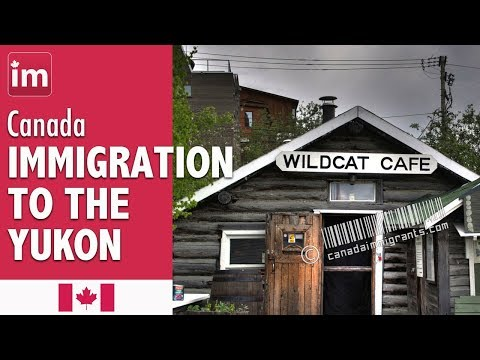 Immigration to the Yukon   Immigration to Canada