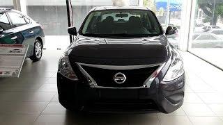 Novo Nissan Versa 1.0 2016
