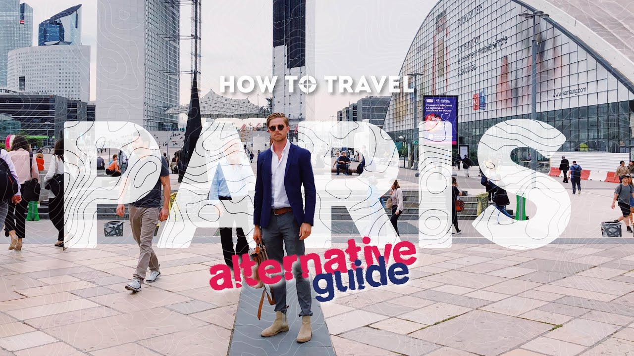 How to See This, Not That | Alternative Guide to Paris