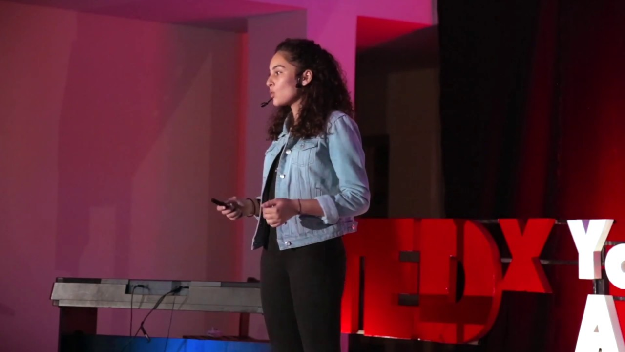African beauty products: myth or reality? | Elya Djaffar | TEDxYouth@AKAMombasa