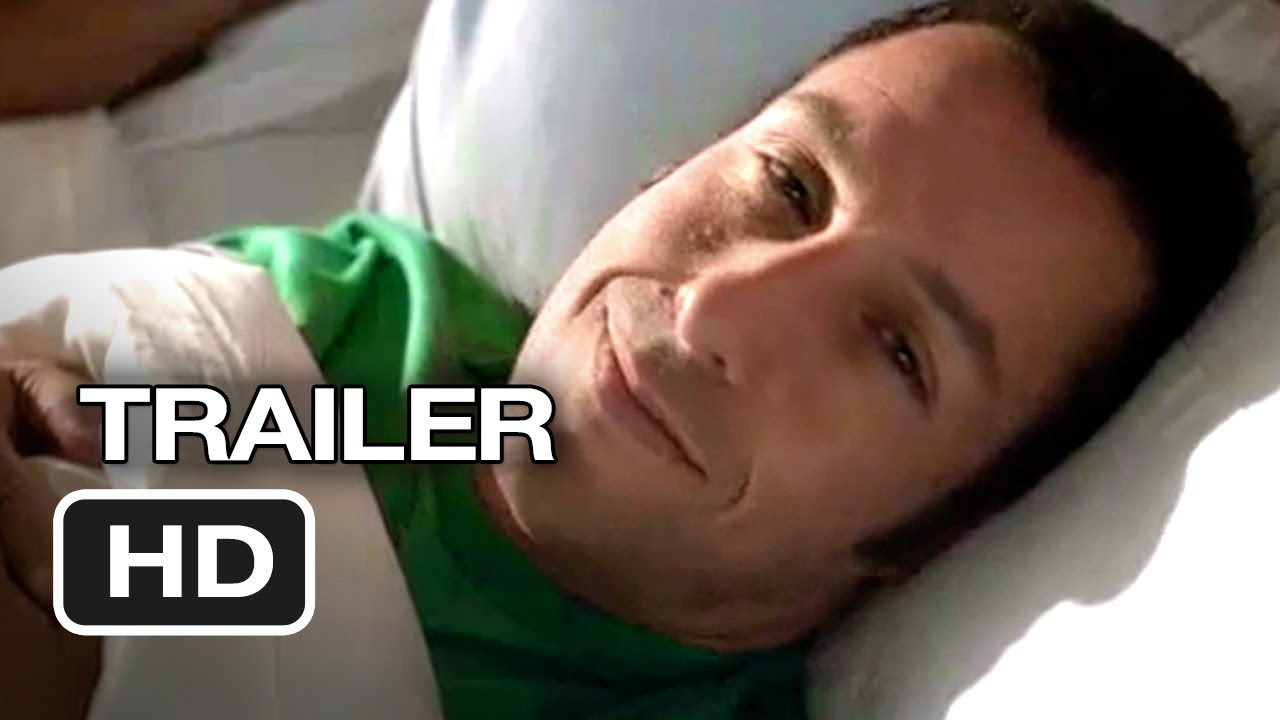 Grown Ups 2 Official Trailer #1 (2013) - Adam Sandler Movie HD