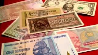 Hyperinflation Currency Collapses Discussed (Part 1)