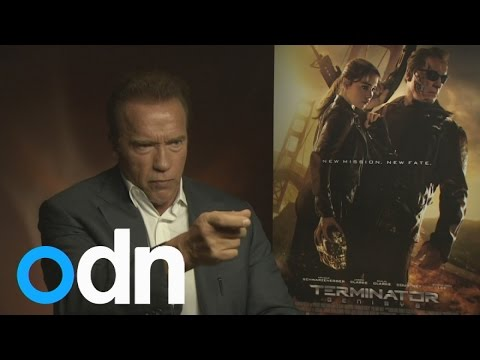 Arnold Schwarzenegger: Taking up the Mayor of London role and returning as the Terminator