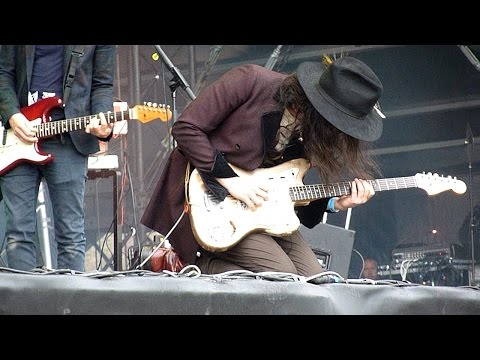 The GOASTT (Sean Lennon+Kemp Muhl) - Jardin Du Luxembourg [Live at Rock En Seine 2014, Paris]