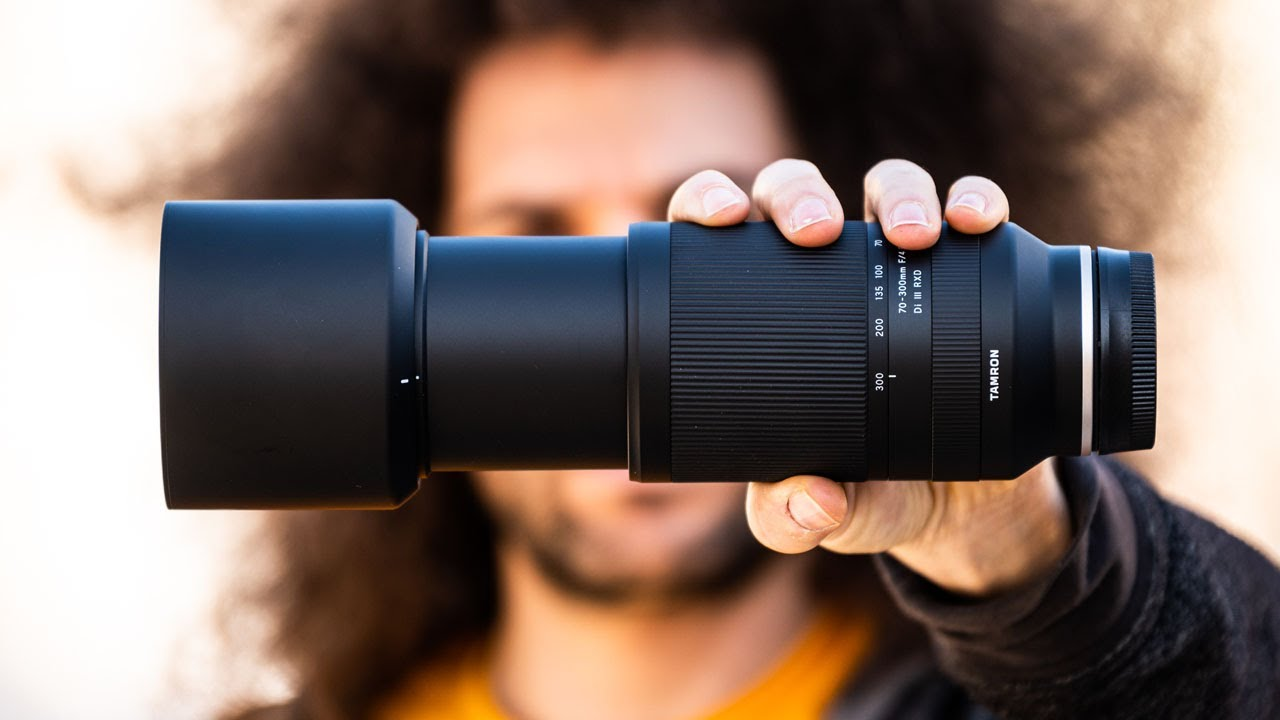 TAMRON 70-300 REVIEW for Sony E-Mount | Worth It or SAVE the Money?
