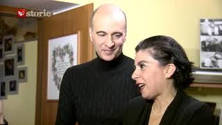 Claudio e Diana su Rai 2, a Tg2 Storie