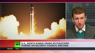 Nuclear face-off: US, North Korea trade accusations during UNSC meeting