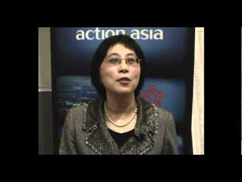 Pansy Wong at Action Asia Business summit
