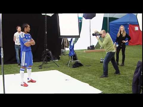 Chelsea FC - 2011/12 Home Kit