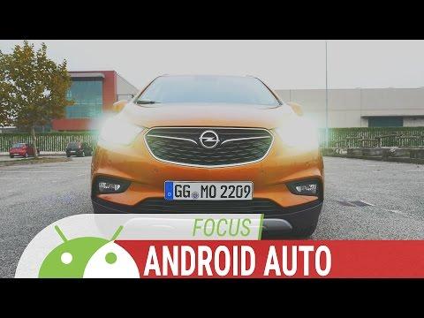 ANDROID AUTO, quanto è utile? La nostra prova su Opel Mokka X | TuttoAndroid