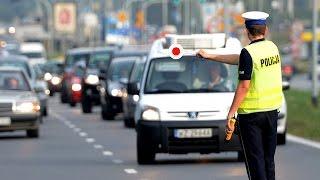 Jak zachowywać się podczas kontroli Policji