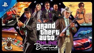 GTA Online - The Diamond Casino & Resort | PS4
