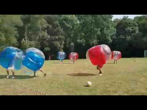 IV torneo de fútbol burbulla en Baamonde