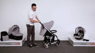 Easygo Virage Ecco Buggy Kinderwagen auch als 3in1 Kombi Variante Präsentationsvideo | lcpkids.de