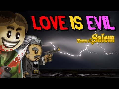 LOVE IS EVIL | Lovers Town of Salem Coven Serial Killer