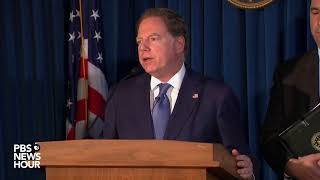 WATCH LIVE: Federal prosecutors announce charges against financier Jeffrey Epstein