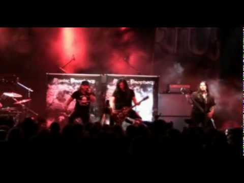 Mystic Prophecy live Milano 21/01/10:2- Dark Forces mp3